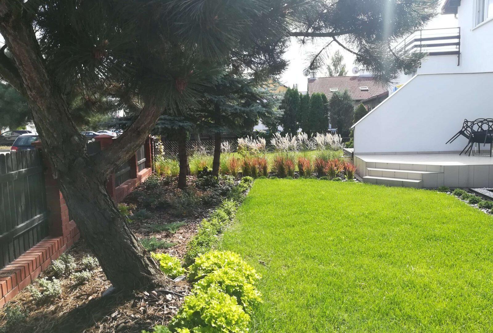 projekt ogrodu poznań